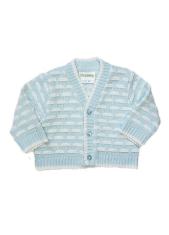 Blue Brick Design Cardigan 3-5lbs & 5-8lbs