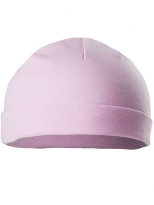 Pink Round Premature Baby Hat: (1.5-3.5lb) - Hat - Soft Touch
