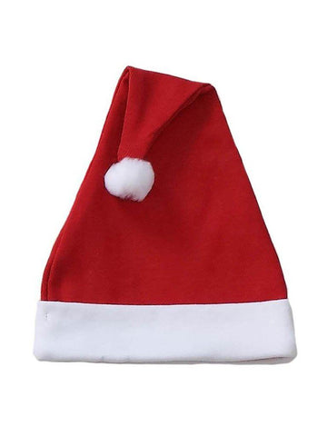 Red/White Santa Christmas  Baby Hat (1.5-3.5 & 3-5lb)