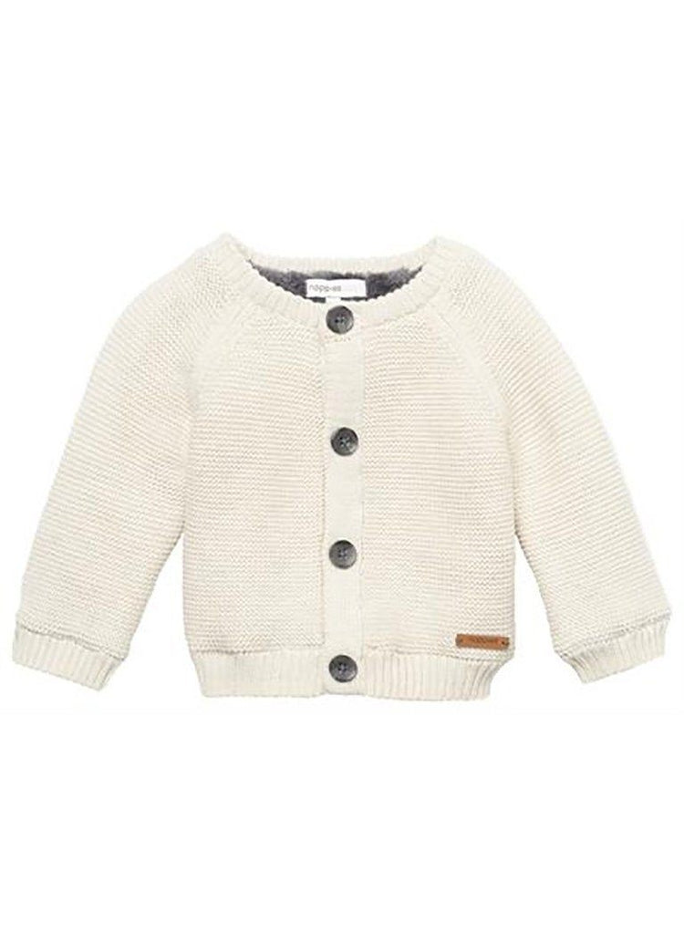 0db62f58483b Noppies Tiny Baby Cardigan