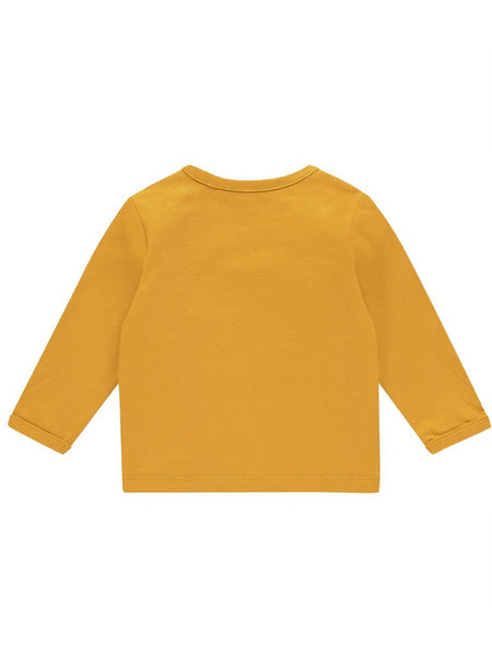Mustard 'Little One' Top - Organic Cotton (Tiny Baby Size)
