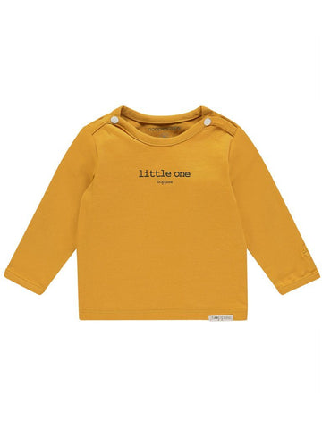 Mustard 'Little One' Top - Organic (Tiny Baby Size, 4-7lb)
