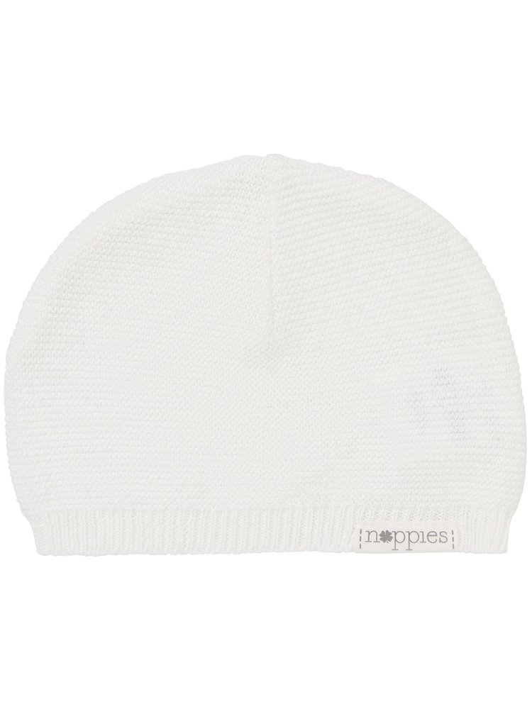Gorgeous Light Knitted Cotton Hat (Tiny Baby, 4-7lb)
