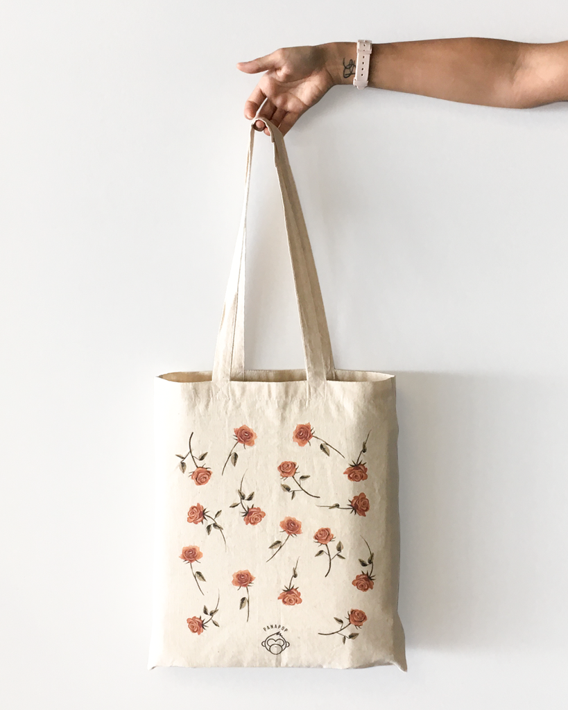 Rock rose Bag