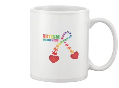 Autism Awareness Mug - mugs - Epic Goodies Shop