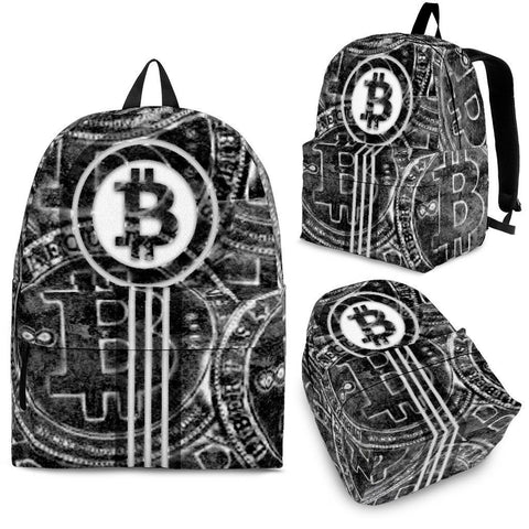 Bitcoin Fine Print - Backpack - Bags - Epic Goodies Shop