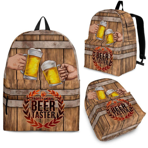 Beer Taster - Backpack