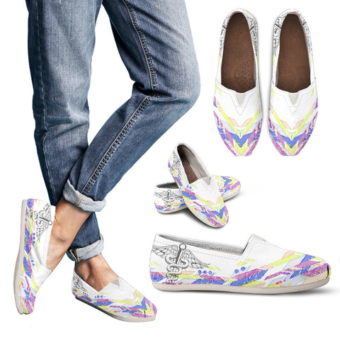 Nurse Caduceus - Womens Casual Shoe - Shoes - Epic Goodies Shop
