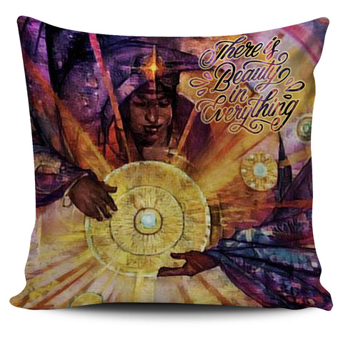 Beauty in Everything - Pillow Cover
