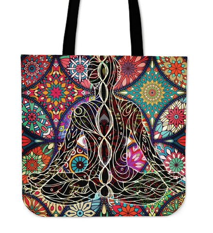 Yoga Lines - Tote