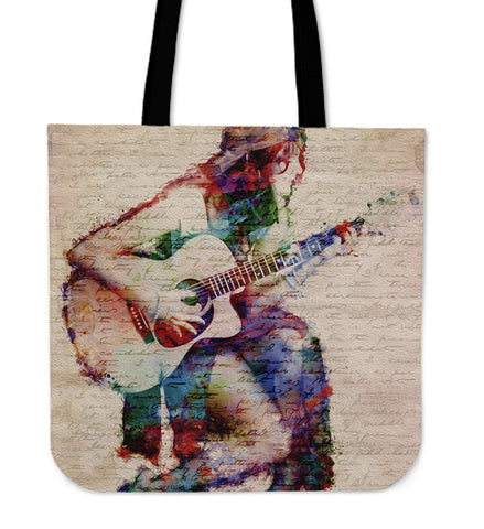 Music Strums - Tote bag