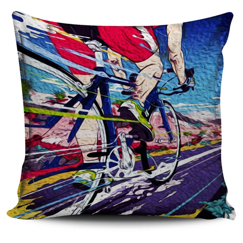Cycling Set - Pillow Cover - Pillow Covers - Epic Goodies Shop