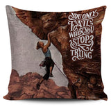 Hiking Set Pillow Cover