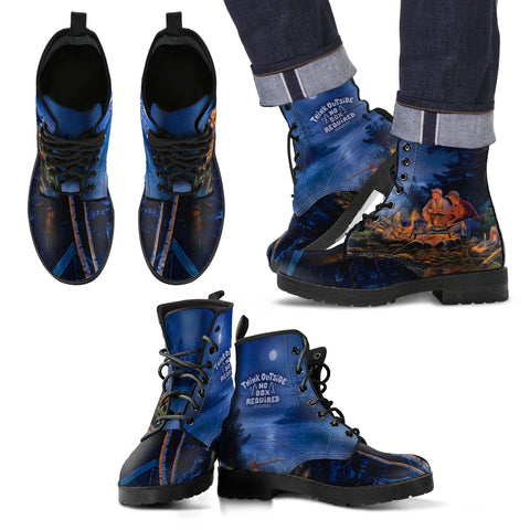 Outside The Box Camper - Men's Boots - shoes - Epic Goodies Shop