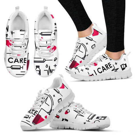 I Care Runners (Womens) - Shoes - Epic Goodies Shop