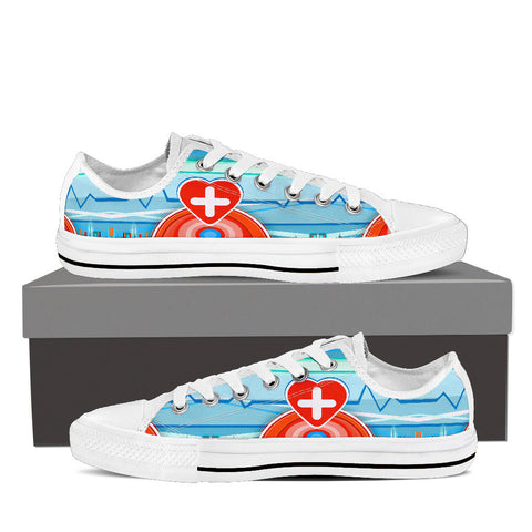 Heartbeat Care Low Top - Mens