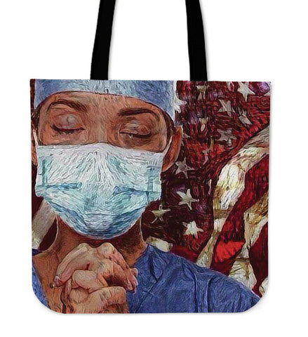 Nurse Tote Bag - Bags - Epic Goodies Shop