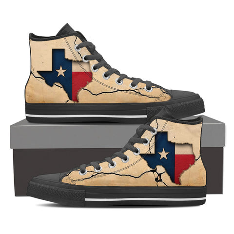 Texas High Tops - Men's - Shoes - Epic Goodies Shop