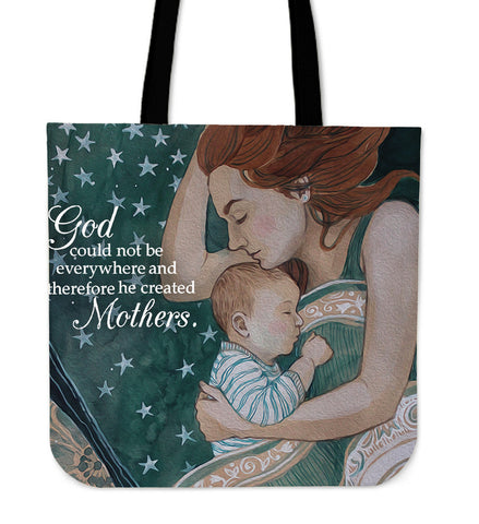 Mother God - Tote bag - Bags - Epic Goodies Shop