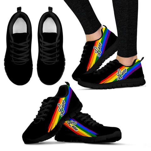 Love Sneakers - LGBT - Shoes - Epic Goodies Shop