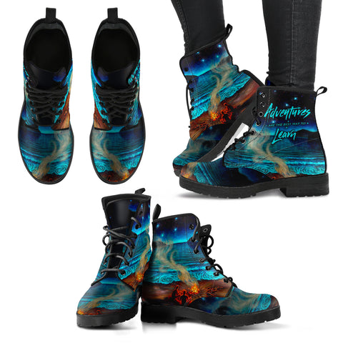 Adventure Campers - Women's Boots - Shoes - Epic Goodies Shop