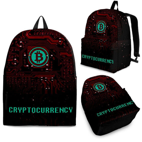 Bitcoin - Backpack - Bags - Epic Goodies Shop