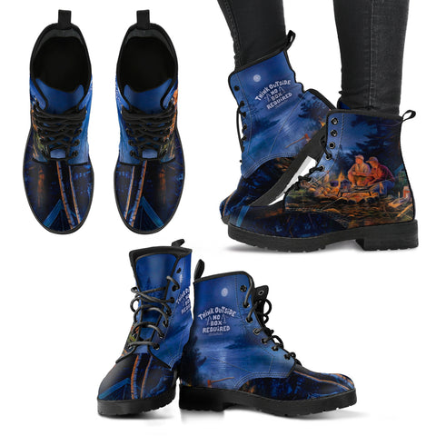 Outside The Box Campers - Women's Boots - Shoes - Epic Goodies Shop