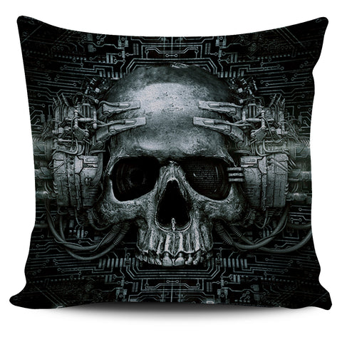 Skull Pillow Cover - Pillow - Epic Goodies Shop