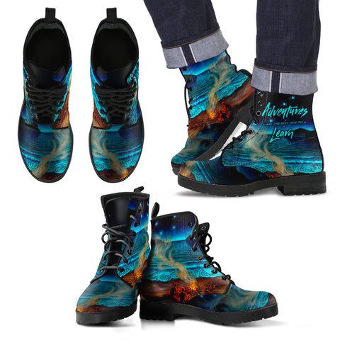 Adventures Camper - Men's Boots - Shoes - Epic Goodies Shop
