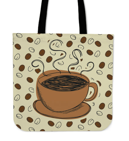 Coffee Beans - Tote Bag - Bags - Epic Goodies Shop