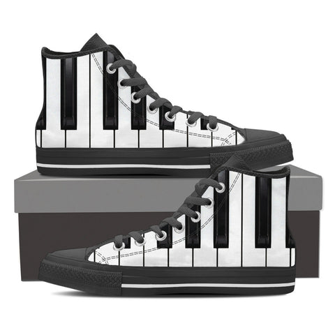 Keyboard  - High Tops - Shoes - Epic Goodies Shop