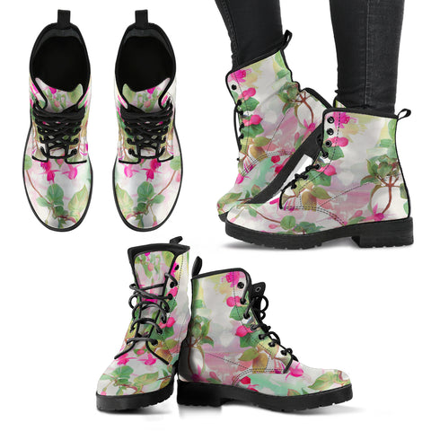 Floral Boots - Womens - Shoes - Epic Goodies Shop