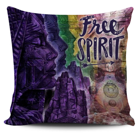 Free Spirit Pillow Cover