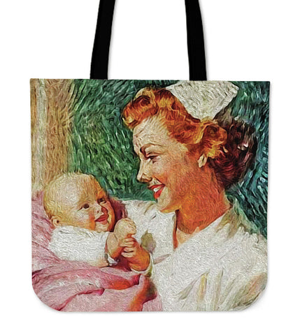 Nurse 2 - Tote Bag - Bags - Epic Goodies Shop