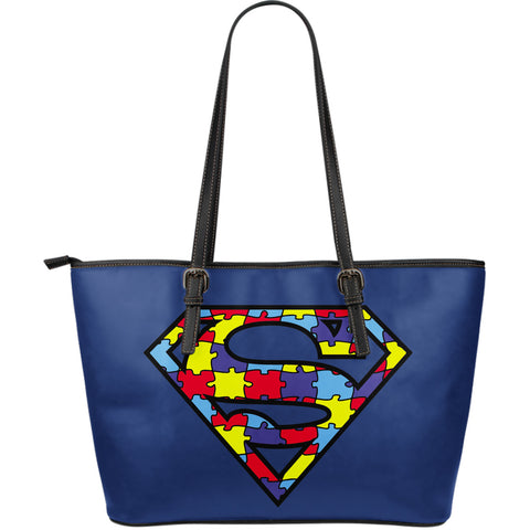 Superman Autism - Tote Bag - Bags - Epic Goodies Shop