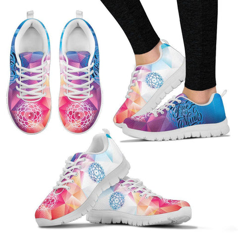 MANDALA free your mind runners - Shoes - Epic Goodies Shop