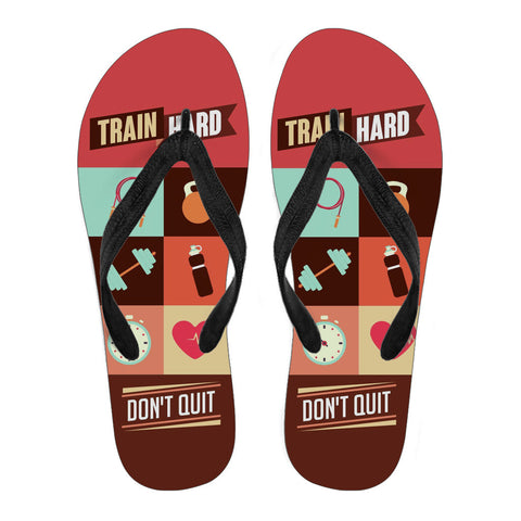 Don't Quit - Flip Flop - Flip-Flops - Epic Goodies Shop