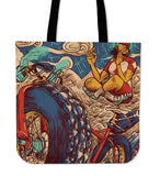 Bike and Relax - Tote Bag - Bags - Epic Goodies Shop