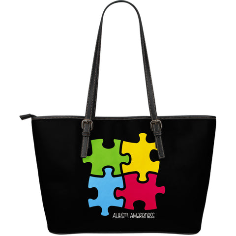 Autism Awareness- Tote Bag