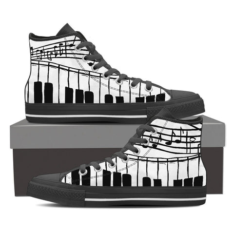 Piano - High Tops