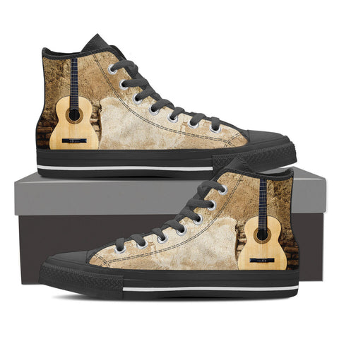 Guitar - High Tops