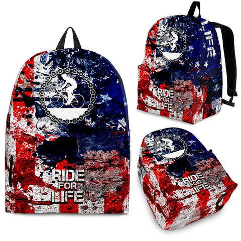 Ride For Life - Backpack