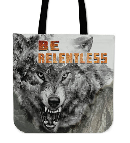 Be Relentless - Tote Bag