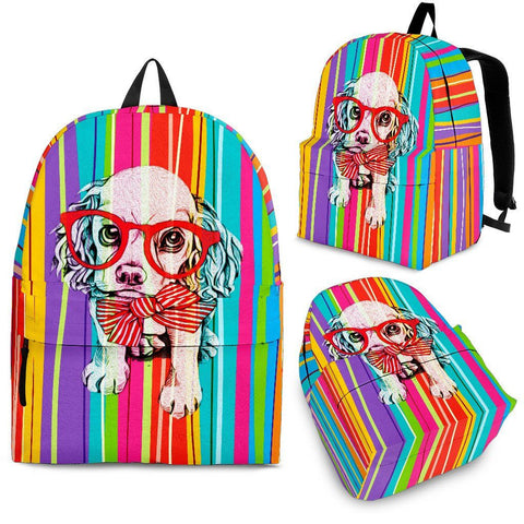Dog Spaniel Pop - Bags - Bags - Epic Goodies Shop
