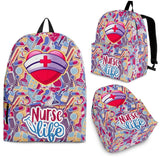Nurse Pink Life - Backpack - Bags - Epic Goodies Shop