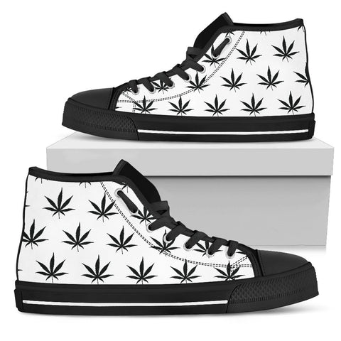 B&W Series III - Men High Tops - Shoes - Epic Goodies Shop