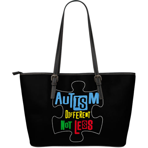 Different Not Less - Tote Bag - Bags - Epic Goodies Shop