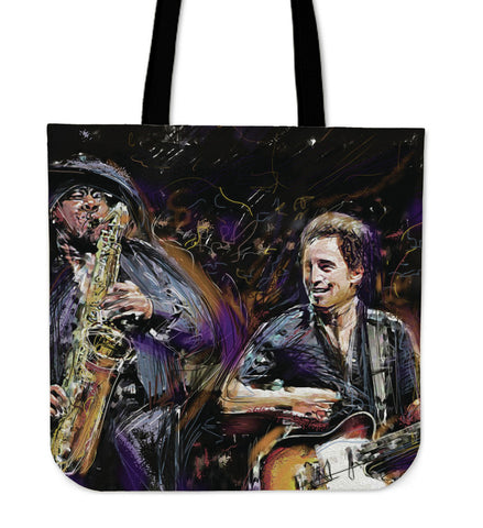 Music The Blues - Tote Bag - Bags - Epic Goodies Shop