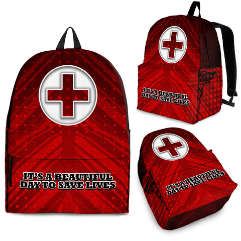 Save Lives - Backpack - Bags - Epic Goodies Shop