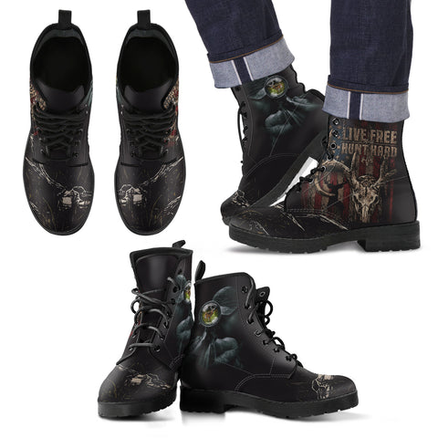 Live Free - Men's Boots - Shoes - Epic Goodies Shop